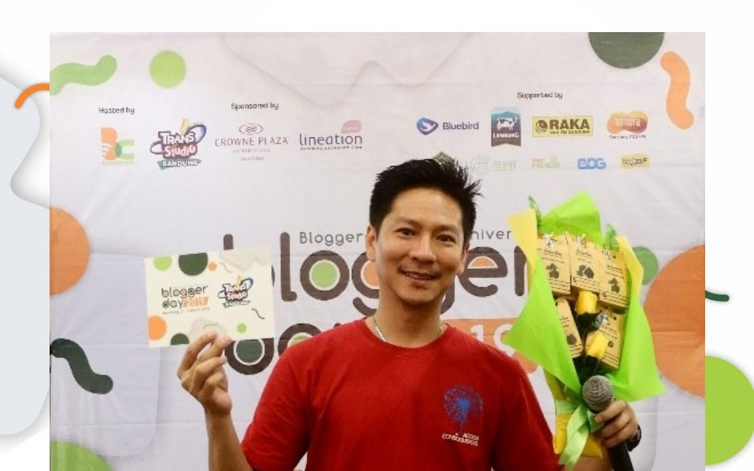 Nge-Bars di BloggerDay 2019 Bandung bareng Lineation