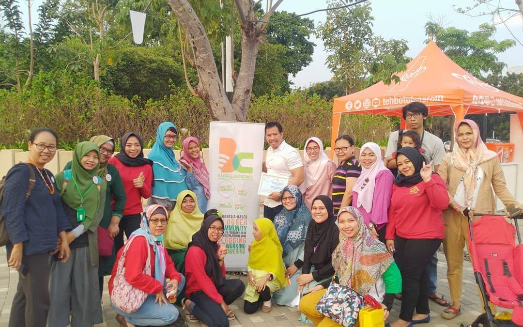 BloggerCare BCC berkolaborasi dengan Komunitas IC4RD dan Mother Hope Indonesia di CLC 13 ISEEFEST