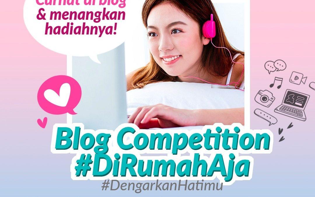 Blog Competition | Curhat Kisah di Rumah Aja dan Dengarkan Hatimu Bareng Emeron